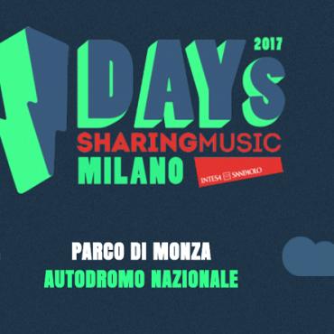 iDays festival di Monza