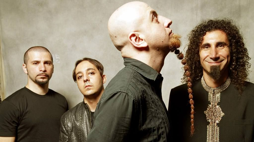 Singoli System of a down