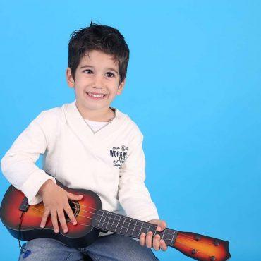 Come scegliere una chitarra per bambini