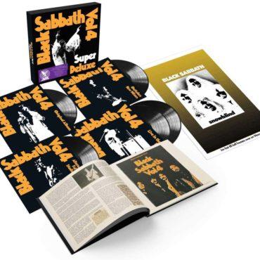 La ristampa Vol 4 dei Black Sabbath